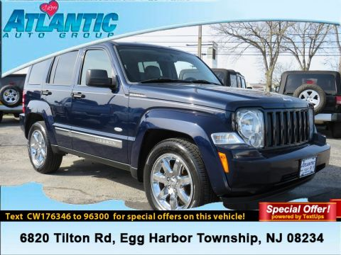 Pre-Owned 2012 Jeep Liberty Sport Latitude 4WD Sport Utility