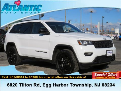 Pre-Owned 2019 Jeep Grand Cherokee Upland Sport Utility