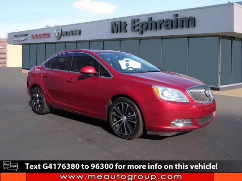 Pre-Owned 2016 Buick Verano Sport Touring FWD 4dr Car