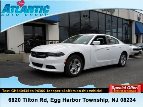 Pre-Owned 2016 Dodge Charger SE RWD 4dr Car