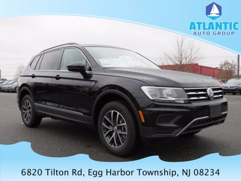 New 2020 Volkswagen Tiguan SE with 4MOTION® AWD Sport Utility