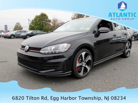 New 2019 Volkswagen Golf GTI S FWD Hatchback