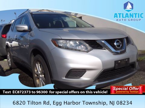 Pre-Owned 2014 Nissan Rogue SV AWD Sport Utility