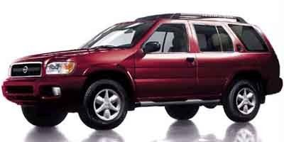 Pre-Owned 2002 Nissan Pathfinder SE 4WD Sport Utility