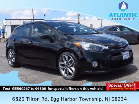 Pre-Owned 2016 Kia Forte 5-Door SX FWD Hatchback